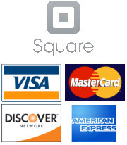 Payment Types We Accept Visa, MasterCard, Discover, AmericanExpress